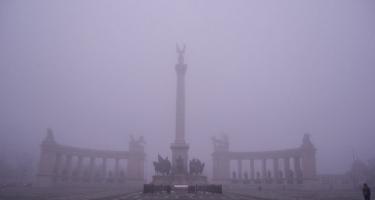 Továbbra is fenntartják Budapesten a szmogriadó tájékoztatási fokozatát