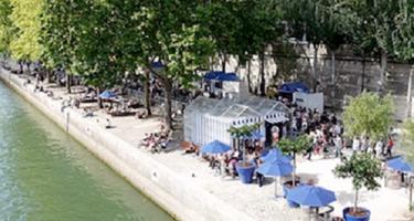 Beach-hangulat lesz a nyáron a Duna-parton