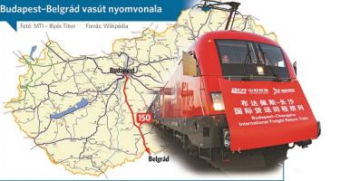 Aláírták a Budapest-Belgrád vasútvonaláról szóló hitelmegállapodást